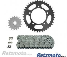 Kit chaine AFAM 520 type XLR2 (couronne standard) APRILIA RS 125
