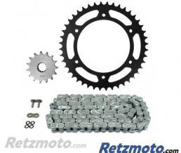 AFAM Kit chaine AFAM 520 type XSR (couronne standard) APRILIA PEGASO TRAIL 650
