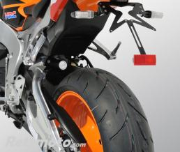 ERMAX PASSAGE DE ROUE ERMAX POUR CBR 1000 RR 2010/2011 ORANGE METAL