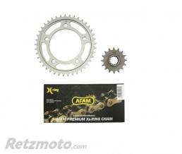 AFAM Kit chaine AFAM 525 type XSR2 HONDA VTR1000F (couronne ultra-light anodisé dur)16x41