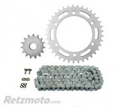 Kit chaine AFAM 520 type XSR (couronne standard) KAWASAKI W800