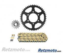 AFAM Kit chaine KAWASAKI Z800 AFAM 15x45 520 type XSR (couronne standard)