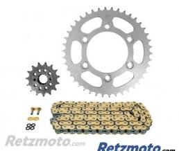 AFAM Kit chaine AFAM 520 type XHR (couronne standard) DUCATI MONSTER IE DARK 800