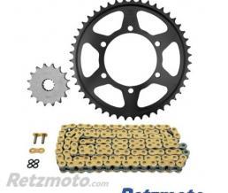 AFAM Kit chaine AFAM TRIUMPH STREET TRIPLE R 675 (Pas de 525 type XSR2)