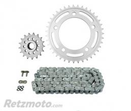Kit chaine AFAM 520 type XMR3 17/39 (couronne standard) Honda NC750S DCT