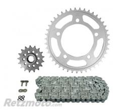 AFAM Kit chaine AFAM 520 type XMR3 17/39 (couronne standard) Honda NC750X DCT