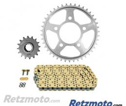 AFAM Kit chaine AFAM 525 type XHR3 16/42 (couronne standard) HONDA CRF 1000 L AFRICA TWIN