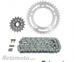 Kit chaine AFAM 520 type XMR3 17/38 (couronne standard) Honda X-ADV 750