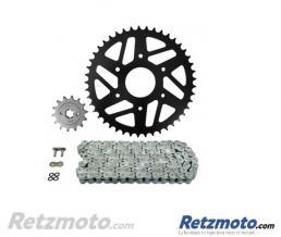 Kit chaine AFAM 520 type XLR2 13/45 (couronne Standard) KTM Duke 125