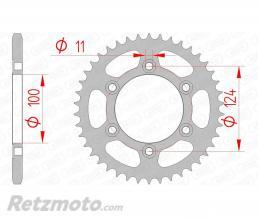 AFAM Couronne AFAM 43 dents acier pas 520 type 50602 Ducati