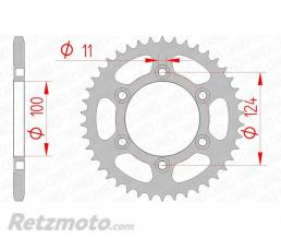 AFAM Couronne AFAM 40 dents acier pas 520 type 50602 Ducati