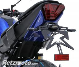 ERMAX passage de roue Ermax pour MT 07(FZ 7) 2018-2019, bleu metal 2018/2019(deep purplish blue metallic/yamaha blue [DPBMC])