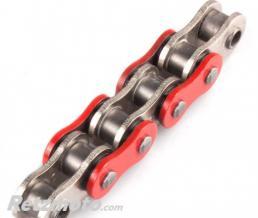 AFAM Chaine de transmission AFAM 520 A520MX4-R rouge 120 maillons