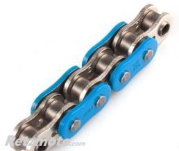 AFAM Chaine de transmission AFAM 520 A520XHR2-B bleu 130 maillons