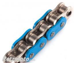AFAM Chaine de transmission AFAM 520 A520XRR-B bleu 120 maillons