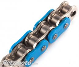 AFAM Chaine de transmission AFAM 520 A520MX4-B bleu 120 maillons