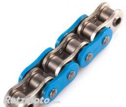 AFAM Chaine de transmission AFAM 525 A525XHR3-B bleu 124 maillons