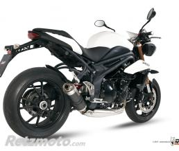 MIVV Silencieux MIVV GP carbone Triumph Speed Triple 1050