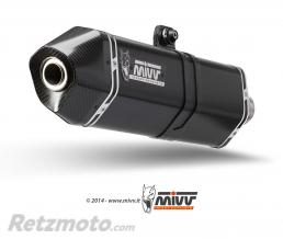 MIVV Silencieux MIVV Speed Edge inox/casquette carbone KTM 1290 Super Duke R