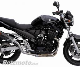 MIVV Silencieux MIVV Oval Classic carbone Suzuki GSF650 Bandit