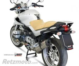 MIVV Silencieux MIVV Suono inox/casquette carbone BMW R1150R/RS/RT