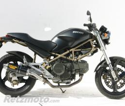 MIVV Silencieux double MIVV GP carbone Ducati Monster 750