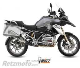 MIVV Silencieux MIVV Speed Edge inox/casquette carbone BMW R1200GS