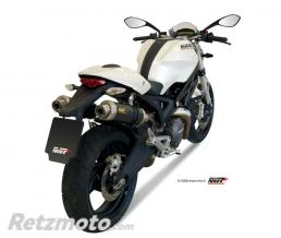 MIVV Silencieux double MIVV GP carbone Ducati Monster 696