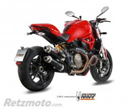 MIVV Silencieux MIVV GP carbone Ducati Monster 1200