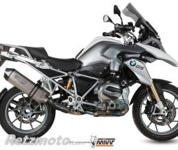 MIVV Silencieux MIVV Speed Edge titane casquette carbone BMW R1200GS
