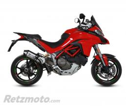 MIVV Silencieux MIVV Speed Edge inox Ducati Multistrada 1200