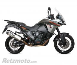 MIVV Silencieux MIVV Speed Edge inox KTM 1190 Adventure