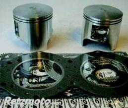WISECO KIT PISTONS POUR JET YAMAHA 700 81.5MM