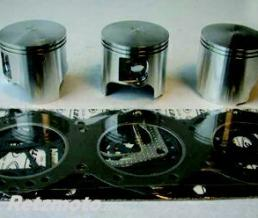 WISECO KIT PISTONS POUR JET YAMAHA 1100 81.5MM