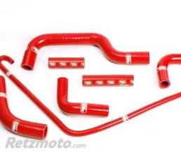 SAMCO SPORT Durites de radiateur SAMCO type origine rouge - 7 durites Ducati Monster S4R