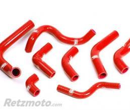 SAMCO SPORT Durites de radiateur SAMCO type origine rouge - 8 durites Ducati 998