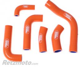 SAMCO SPORT Durites de radiateur SAMCO type origine orange - 6 durites KTM/Husqvarna