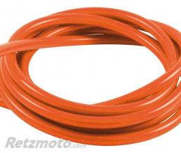 SAMCO SPORT Durite de mise à l'air SAMCO pour carburateur silicone orange 3m - Øint. 5mm/Øext. 10mm