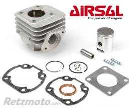AIRSAL KIT CYLINDRE-PISTON AIRSAL POUR SCOOTERS 50CC