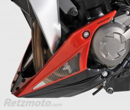 ERMAX SABOT MOTEUR ERMAX POUR Z 1000 SUGOMI 2016 ROUGE METAL(candy crimson red)
