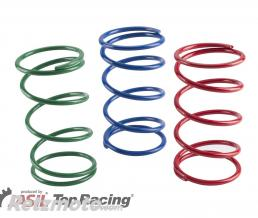 TOP RACING Lot de 3 ressorts de variateur pour GILERA Typhoon 4.0, 4.2, 4.5