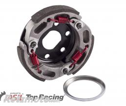TOP RACING EMBRAYAGE TOP RACING S1V POUR MBK BOOSTER '97-, PIAGGIO TYPHOON, 3 PATINS Ø107MM