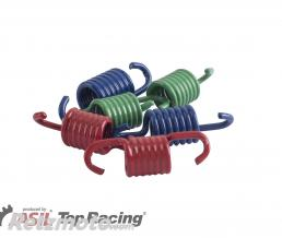 TOP RACING KIT DE 9 RESSORTS D'EMBRAYAGE POUR MBK BOOSTER 1.6,1.8, 2.0