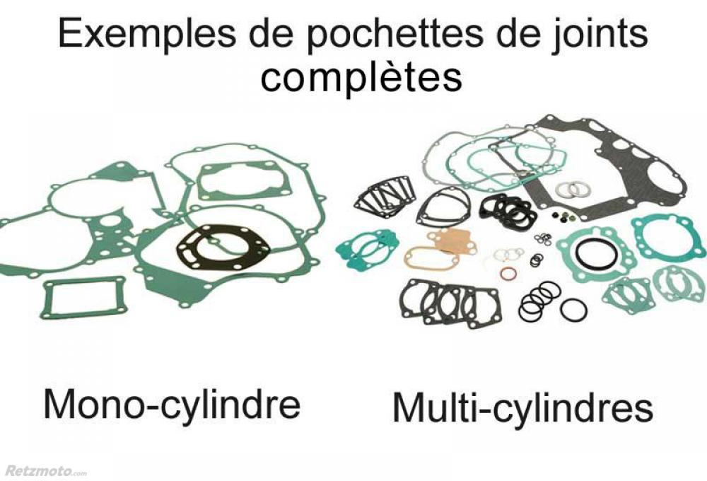 KIT JOINTS COMPLET POUR RM50 1978-81