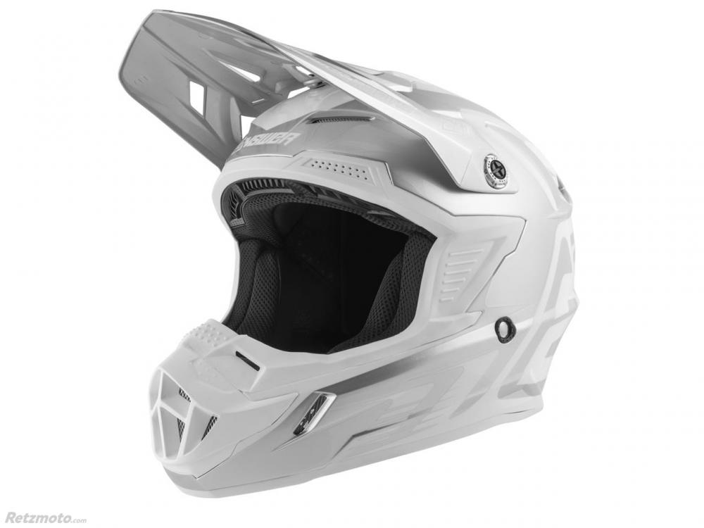 Casque ANSWER AR1 Edge Fog/blanc taille XS